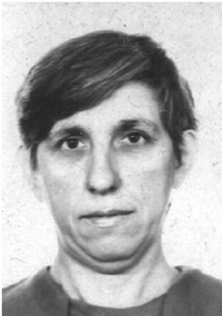 Помогите розыску! В Прокопьевске пропала без вести 55-летняя горожанка