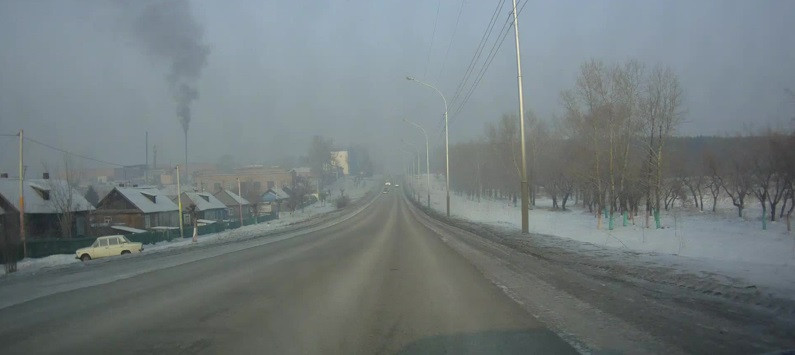 В Прокопьевске и Новокузнецке продлен режим неблагоприятных метеоусловий