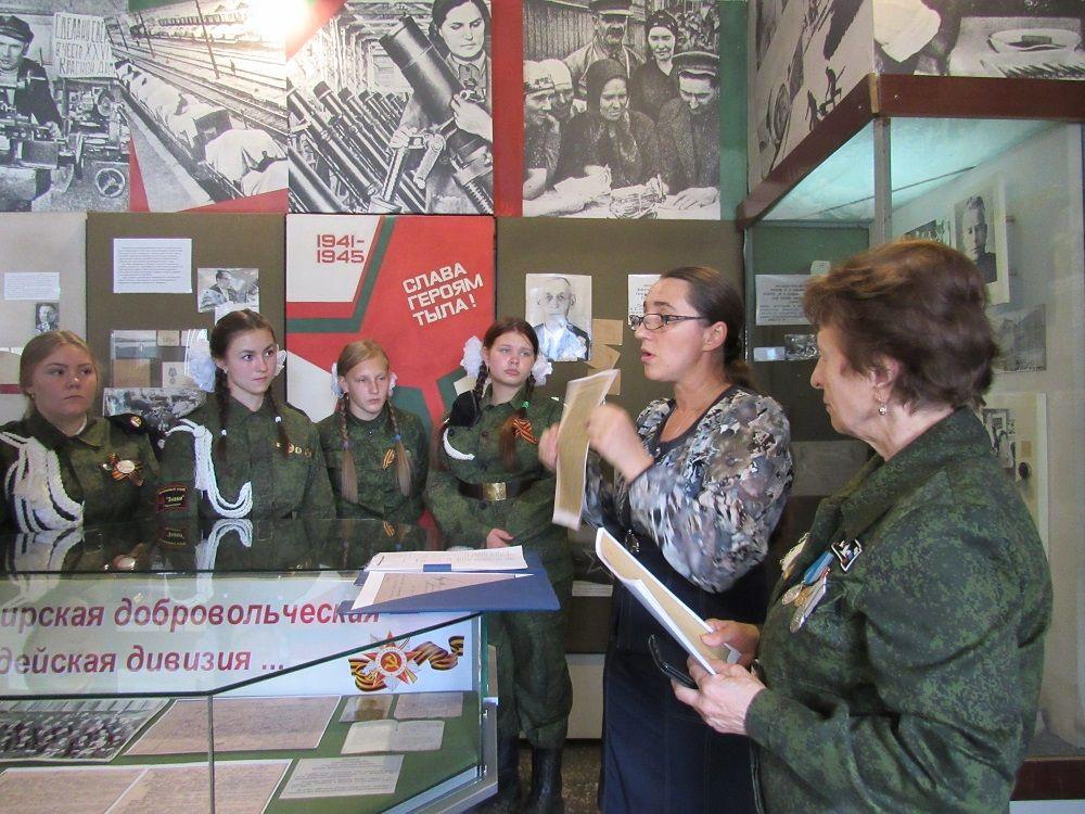 В Прокопьевске открылась выставка «150-я стрелковая дивизия – 22-я гвардейская…»