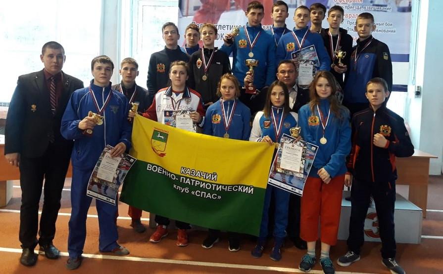 Прокопьевские универсальные бойцы выступили на Всероссийских соревнованиях