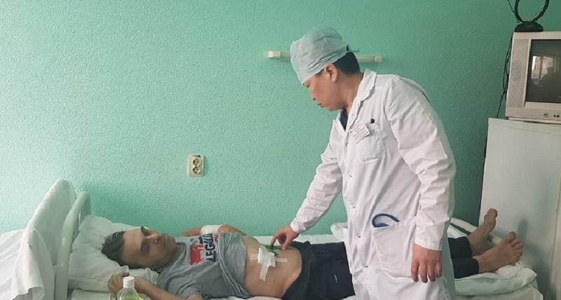 Кузбасские врачи спасли пациента, который за неделю сбросил 15 кг