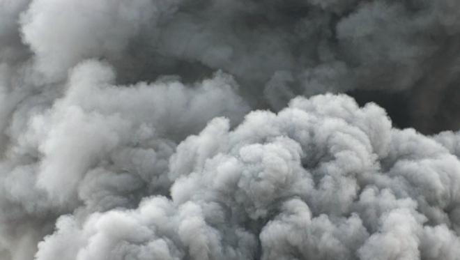 В Новокузнецке на мусороперерабатывающем заводе произошло ЧП