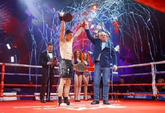 Прокопчанин завоевал Кубок на международных соревнованиях по единоборствам по версии К-9