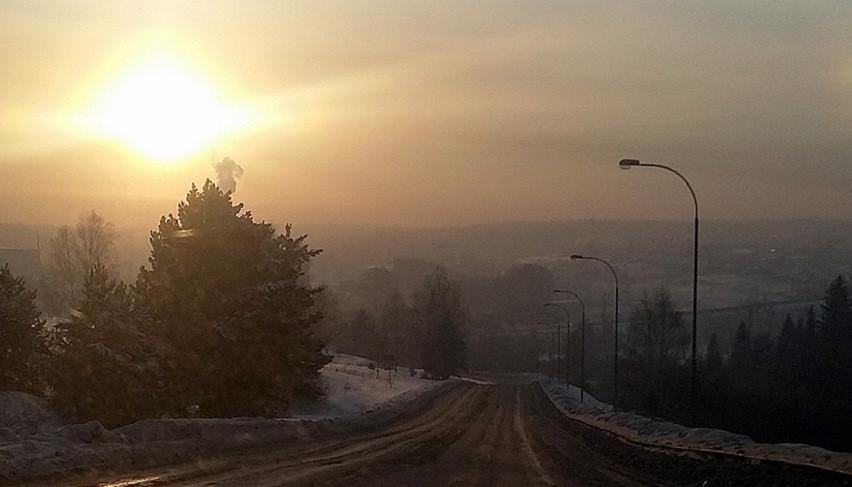 В Кузбассе возбуждено уголовное дело по факту загрязнения атмосферы