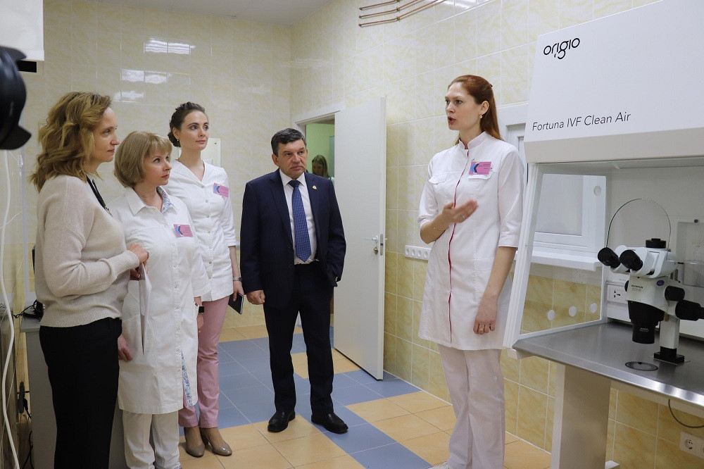 В Кузбассе открыт государственный центр ЭКО