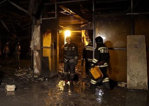 """МЧС России прокомментировало действия пожарных при тушении огня в """"Зимней вишне"""""""