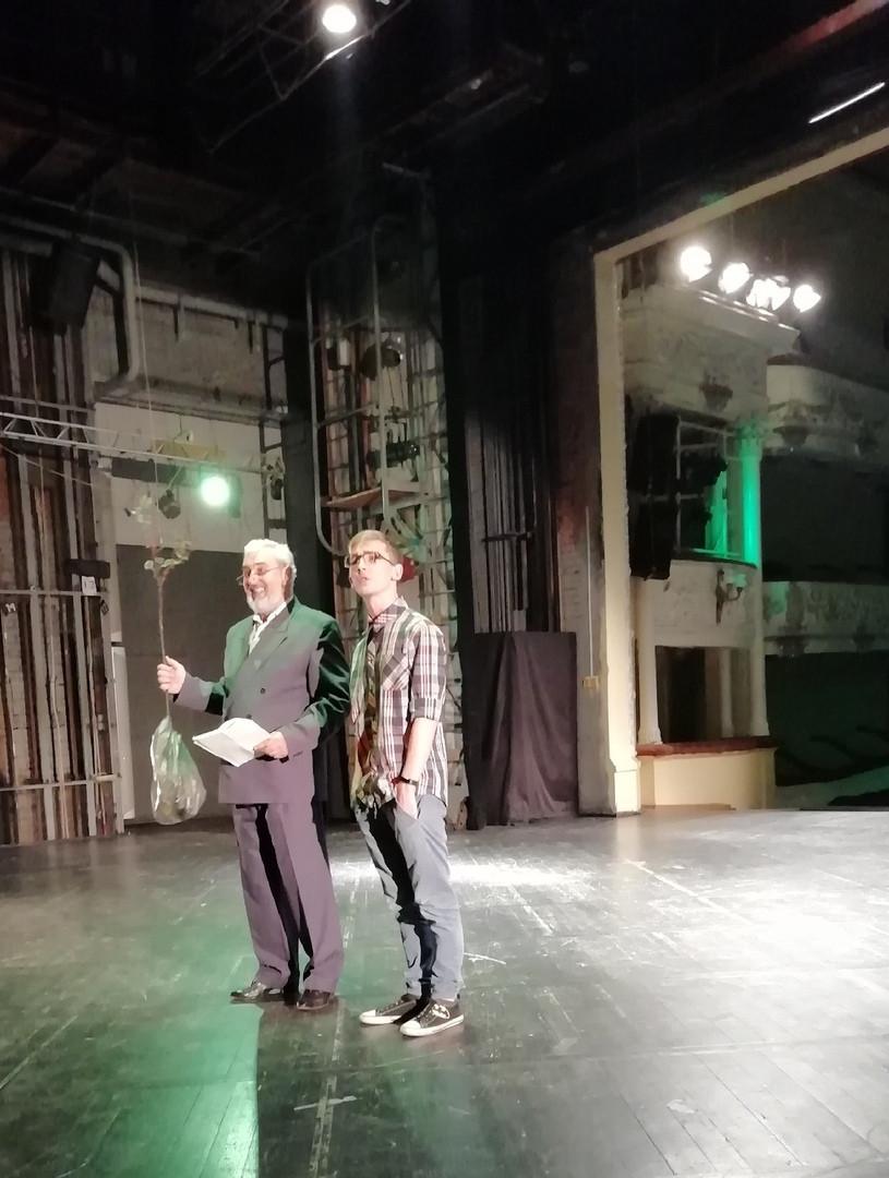 Прокопчане оценили современную драматургию