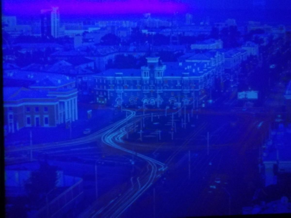 В Прокопьевске открылась выставка исчезающих картин