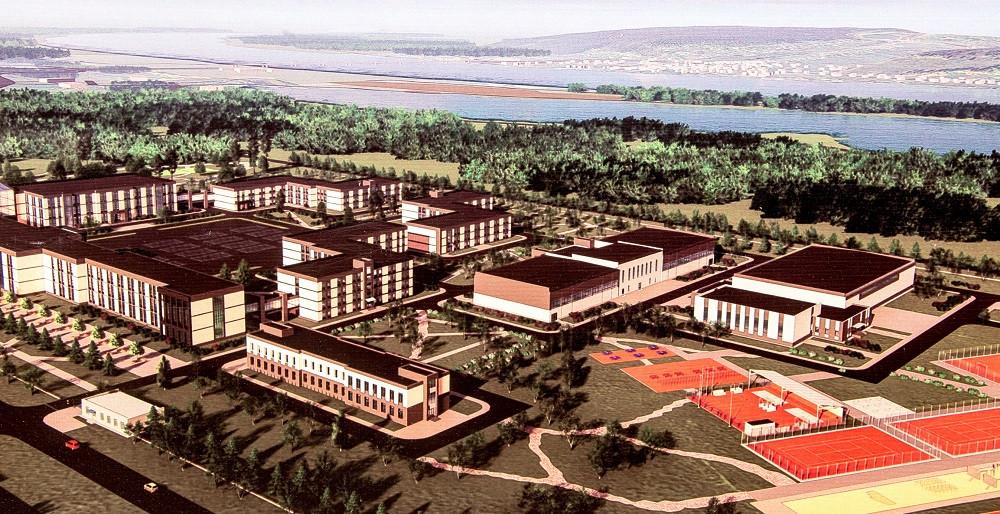В Кузбассе начался набор учащихся в Президентское кадетское училище