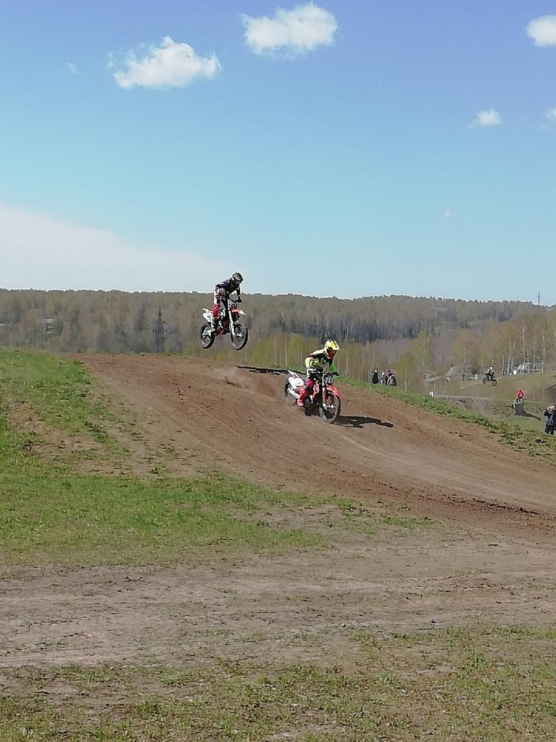 В Прокопьевске состоялись чемпионат и первенство Кемеровской области по мотокроссу