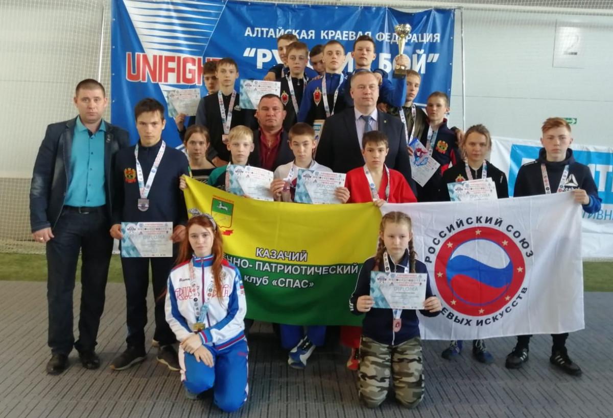 Универсальные бойцы Прокопьевска успешно выступили на престижных соревнованиях